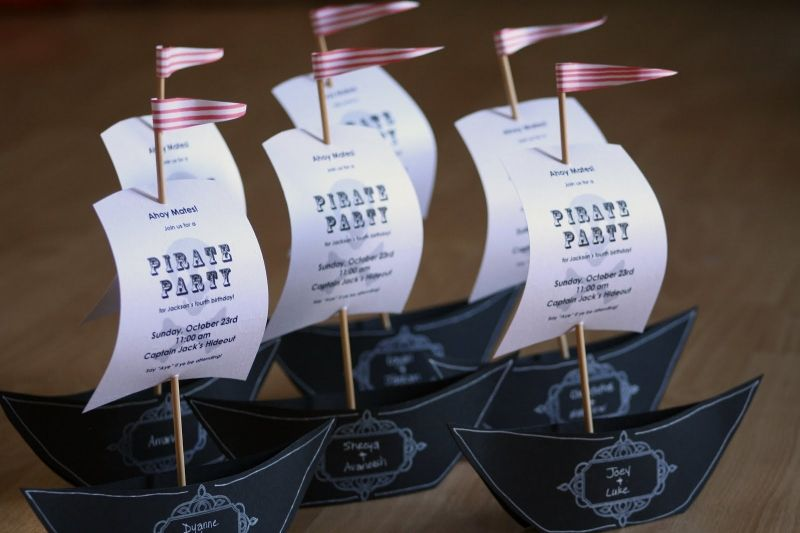 creative diy invitations