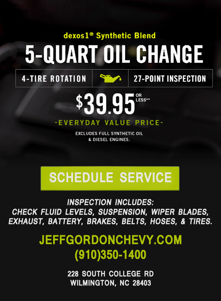 Get An Oil Change 4 Tire Rotation And 27 Point Inspection At
