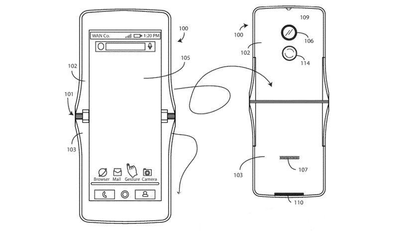 Motorola foldable phone: Heres how it will apparently use