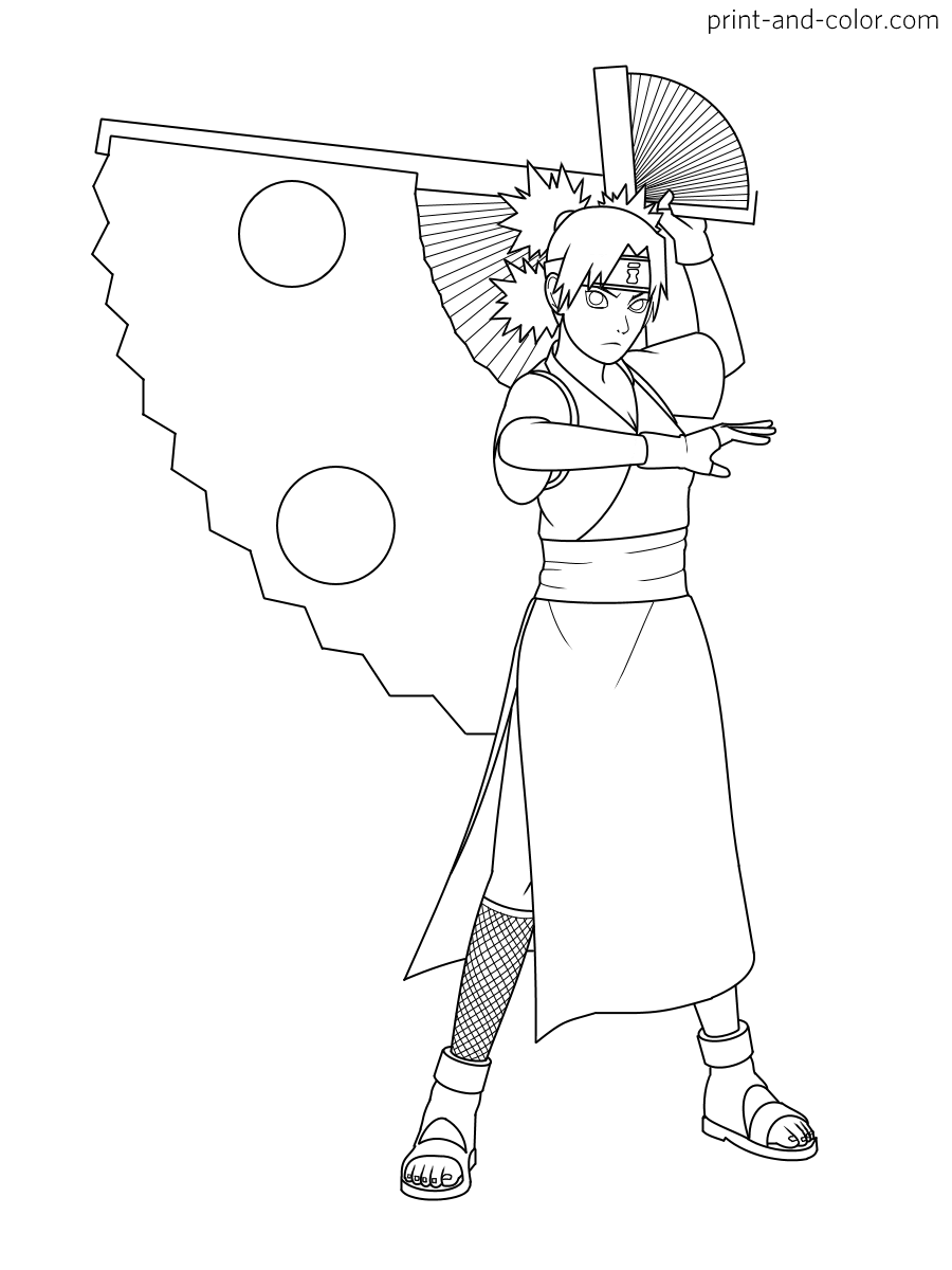 Naruto Coloring Pages Print And Color Com Stitch Coloring Pages Coloring Pages Cute Coloring Pages