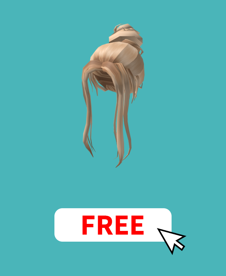 Get The Platinum Bangs W Bun On Roblox For Free By Earning Free Robux On Rocash Com You Can Complete Offers Watch In 2020 Super Happy Face Roblox Shirt Roblox Roblox