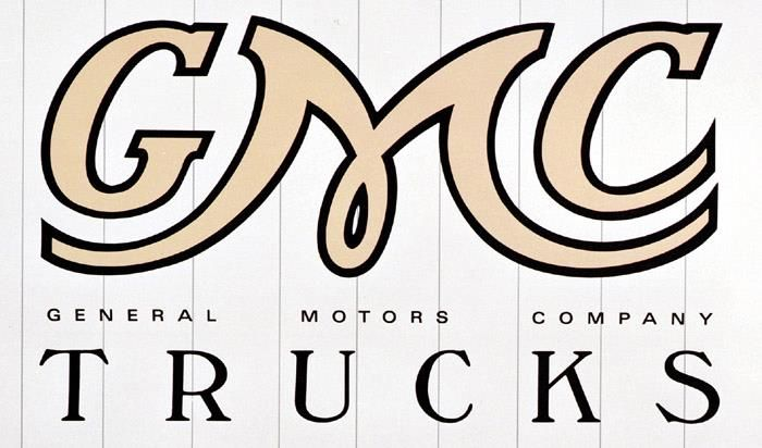 This Was The First Logo For Gmc From 1912 Gmc Trucks Gmc Trucks