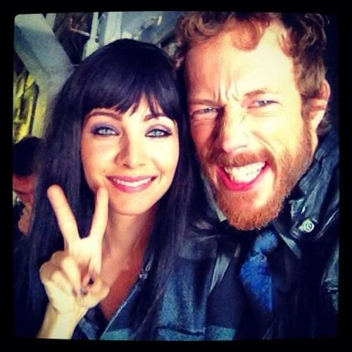 Kris holden-ried and ksenia solo dating consolidating concrete