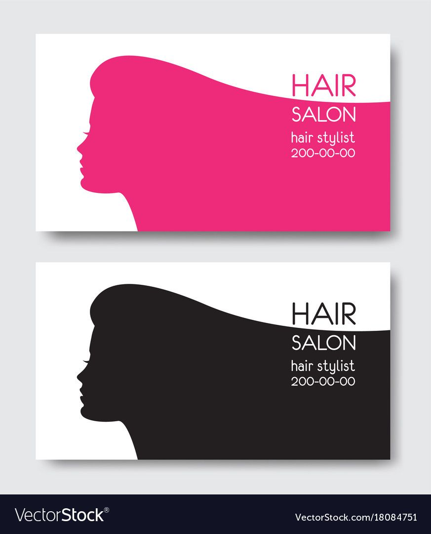 Hair Salon Business Card Templates With Beautiful Intended For Hairdresser Business Hairdresser Business Cards Free Business Card Templates Hair Salon Business