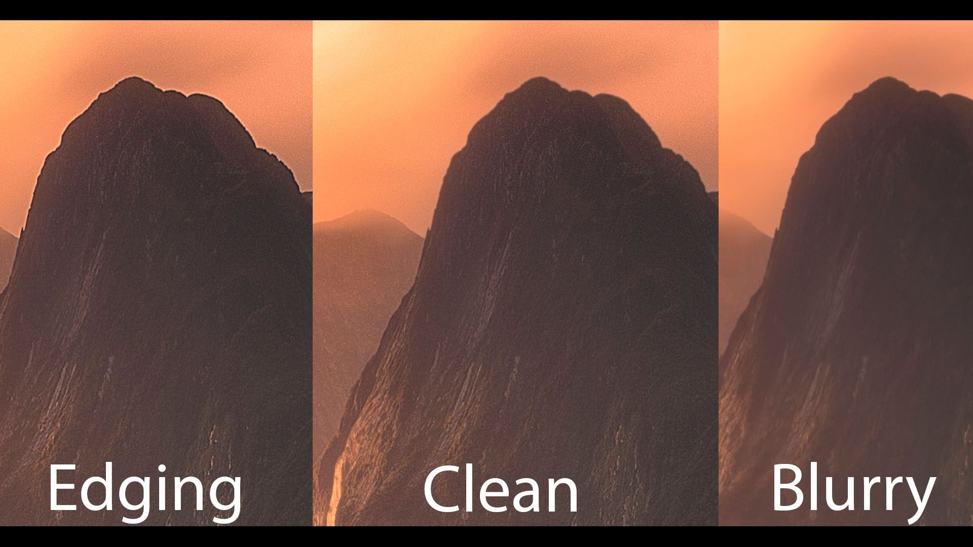 How To Sharpen Cleanly in Photoshop Without White or Black Edging