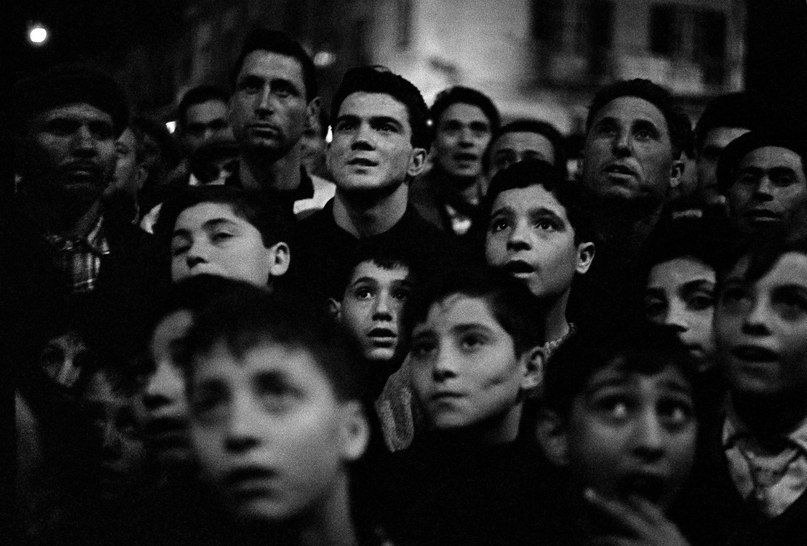 Ferdinando Scianna : un fotografo, un uomo (Prima parte)
