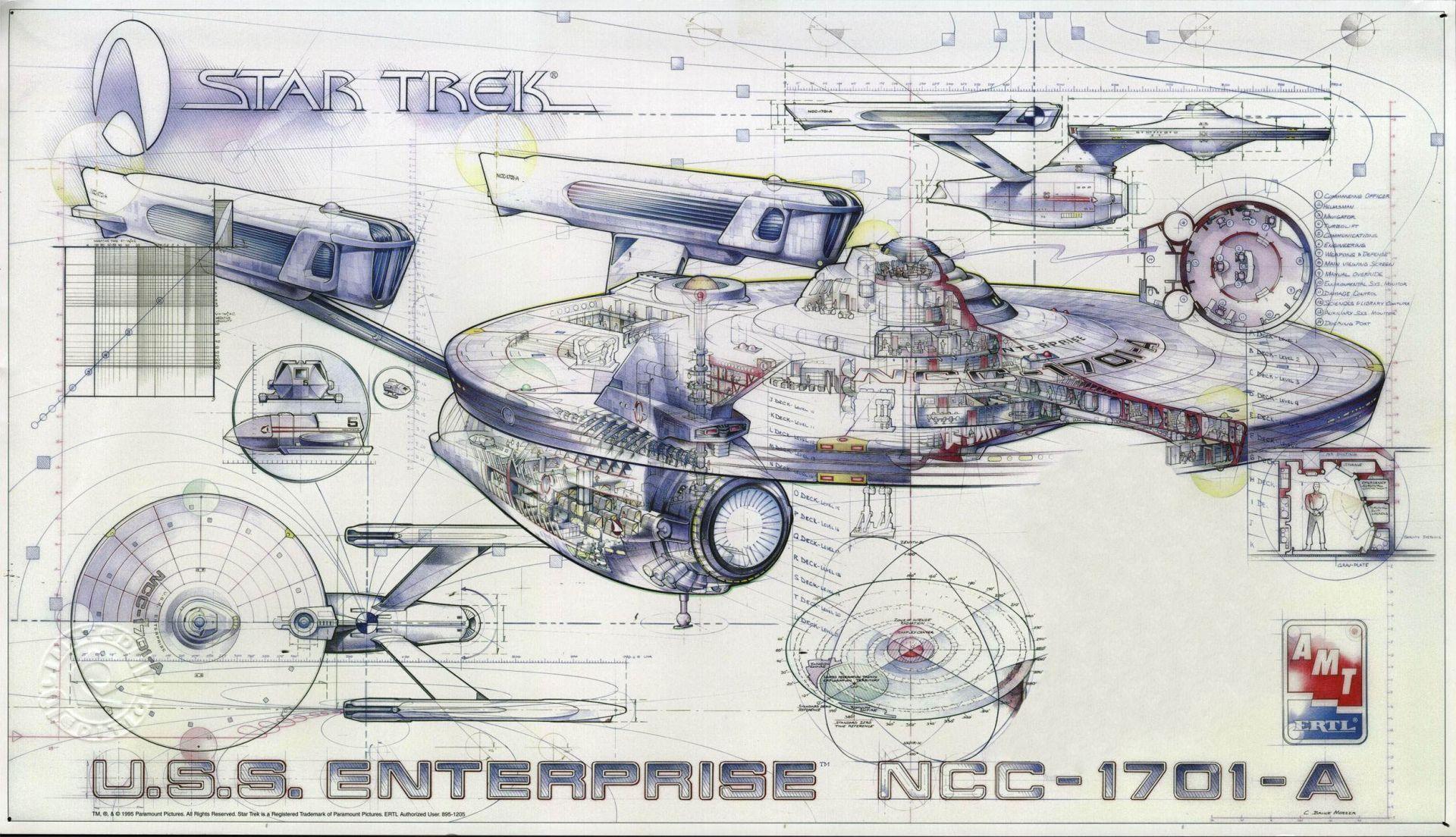 StarTrek Enterprise wallpaper