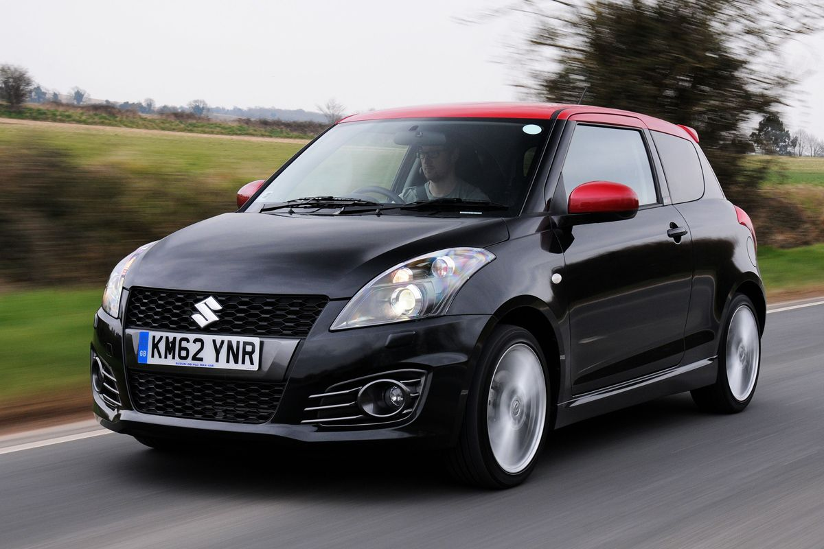 Suzuki swift sport 2013 pictures to pin on pinterest - Suzuki Swift Sport