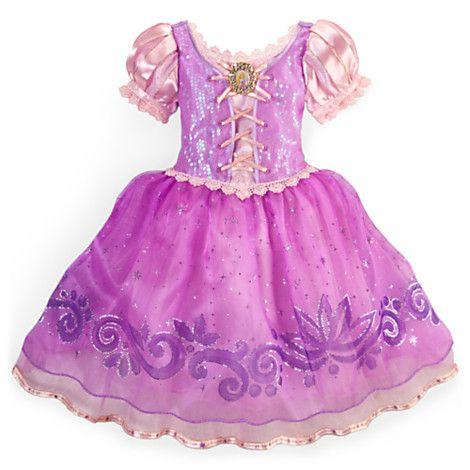 Storybook wishes rapunzel dress images