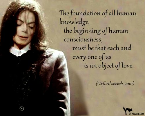 Mj Quotes | Michael Jackson Quotes Object Of Love Who S Bad