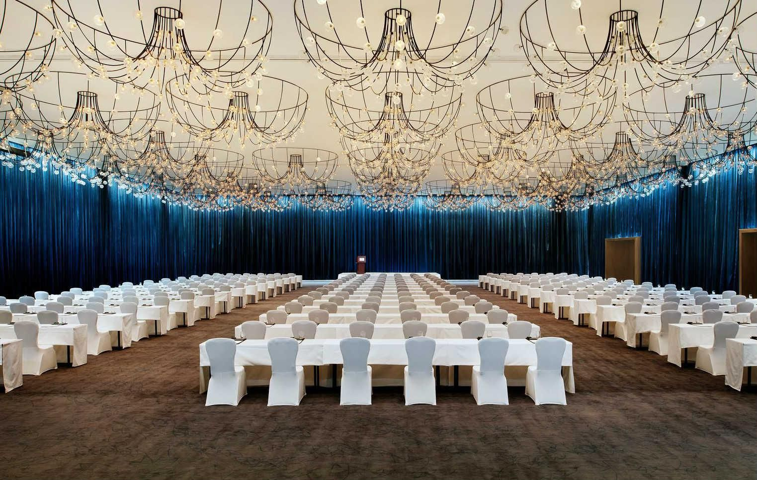 The westin xian hospitality metting room function for Design hotel xian