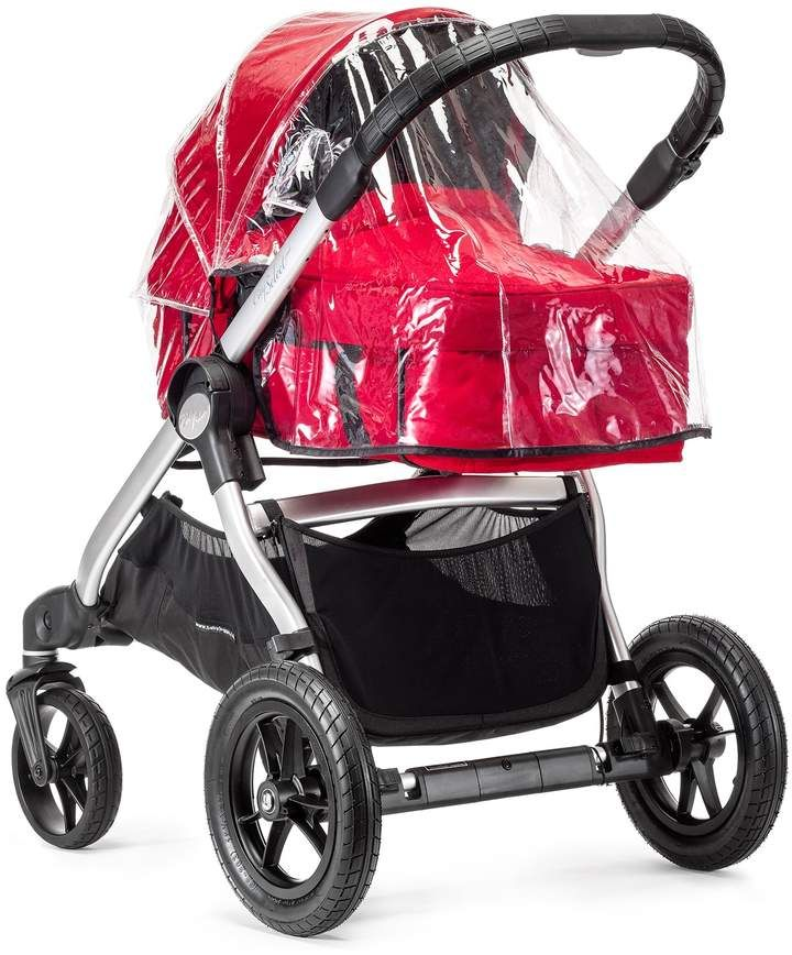 Baby Jogger City Select Bassinet Compact Pram Weather Shield