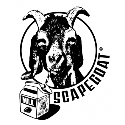 Scapegoat Premium Eliquid Goats Milk A P B Mr Biggs Cabana