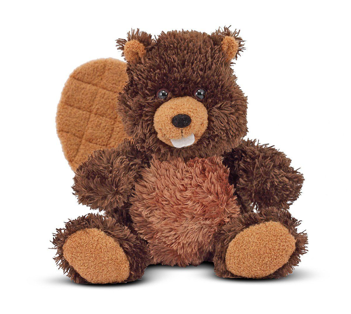 Chopper Beaver Stuffed Animal Teddy bear stuffed animal