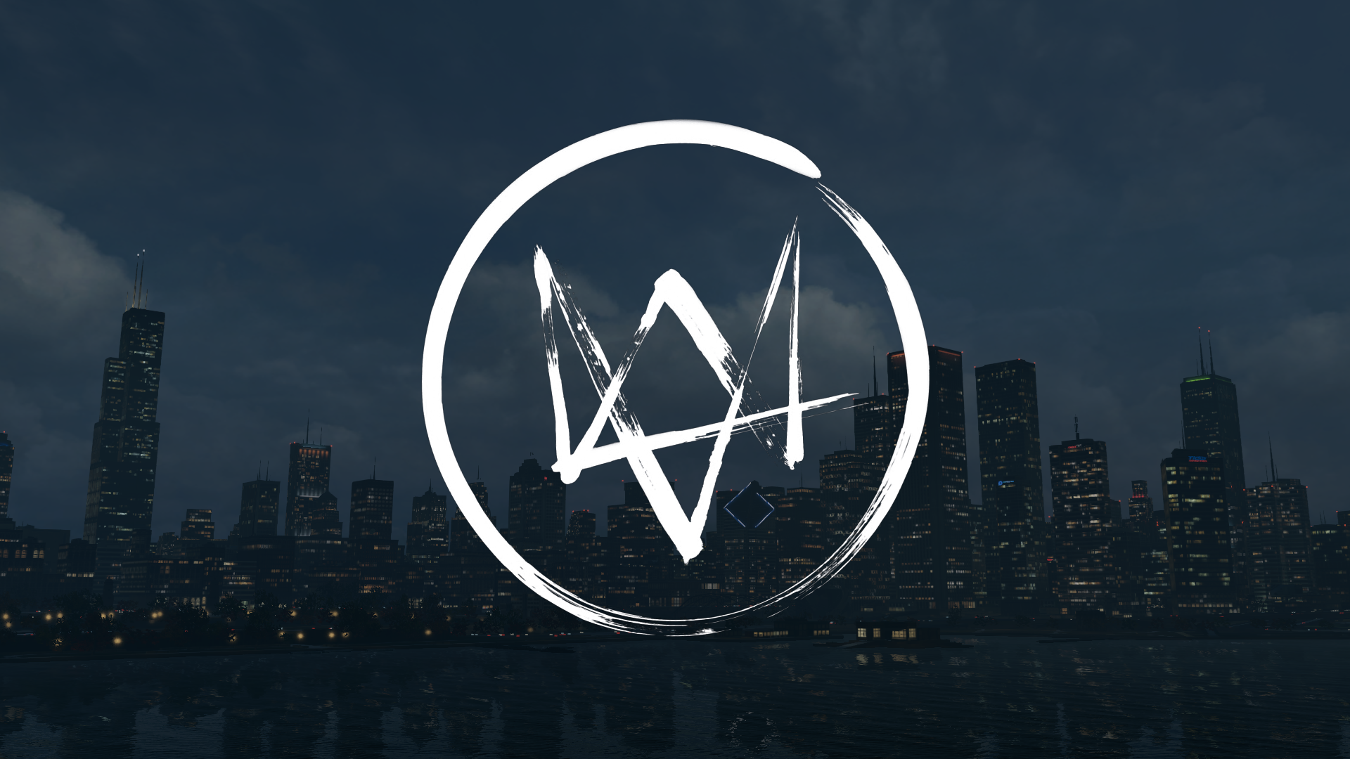 Watcog Logo Wallpaper Hd Resolution Gamers Wallpaper 1080p