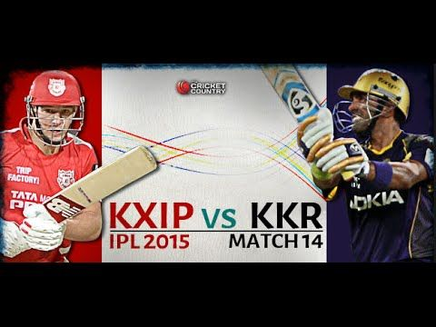 Kkr Vs Kxip Ipl 2015 18 April 2015 Live Streaming Knight Riders Vs Kin With Images Knight Rider Video Game Covers Live Streaming
