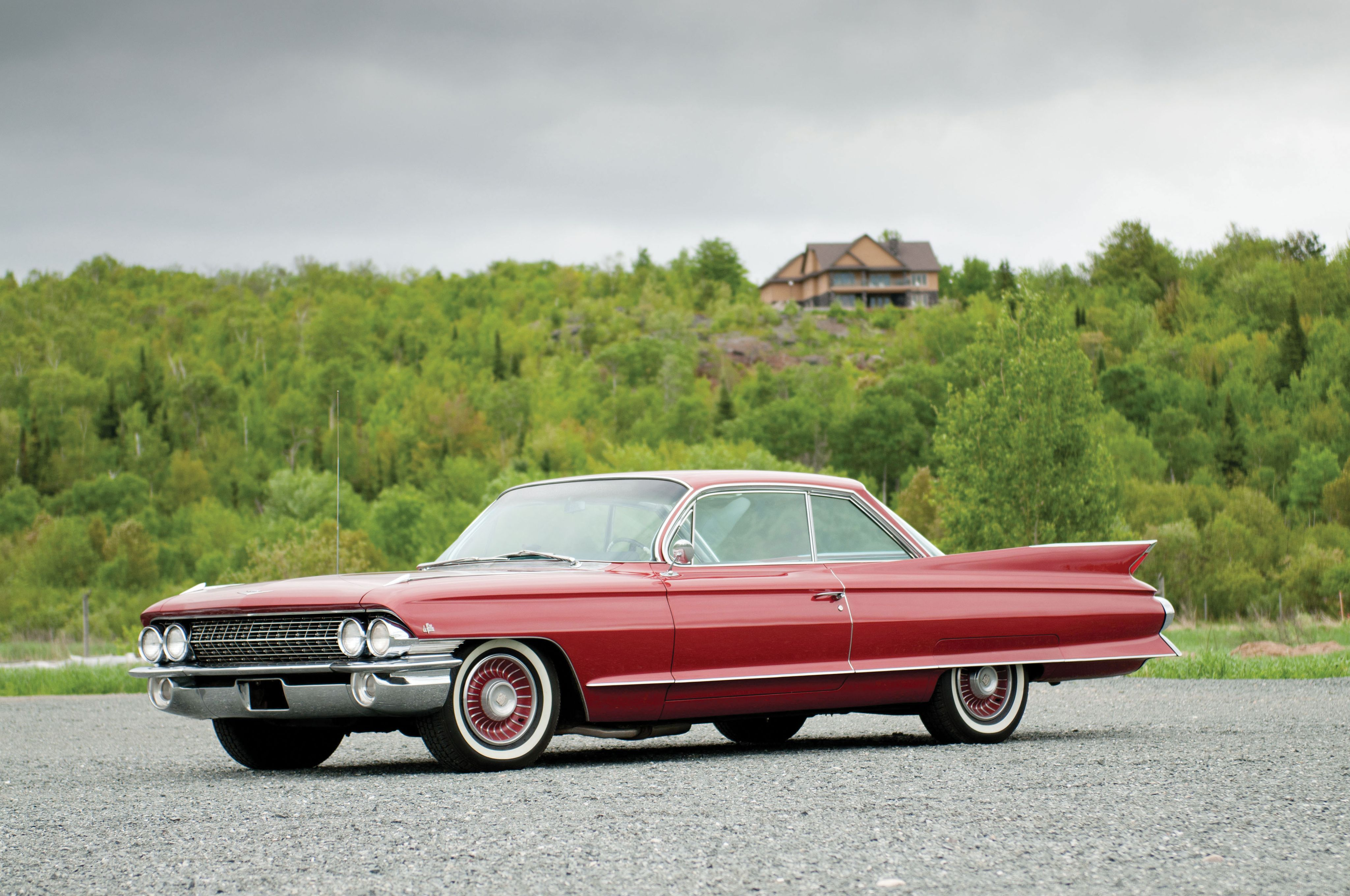 1961 Cadillac Sixty-Two Coupe de Ville | Classic Cars | Pinterest ...