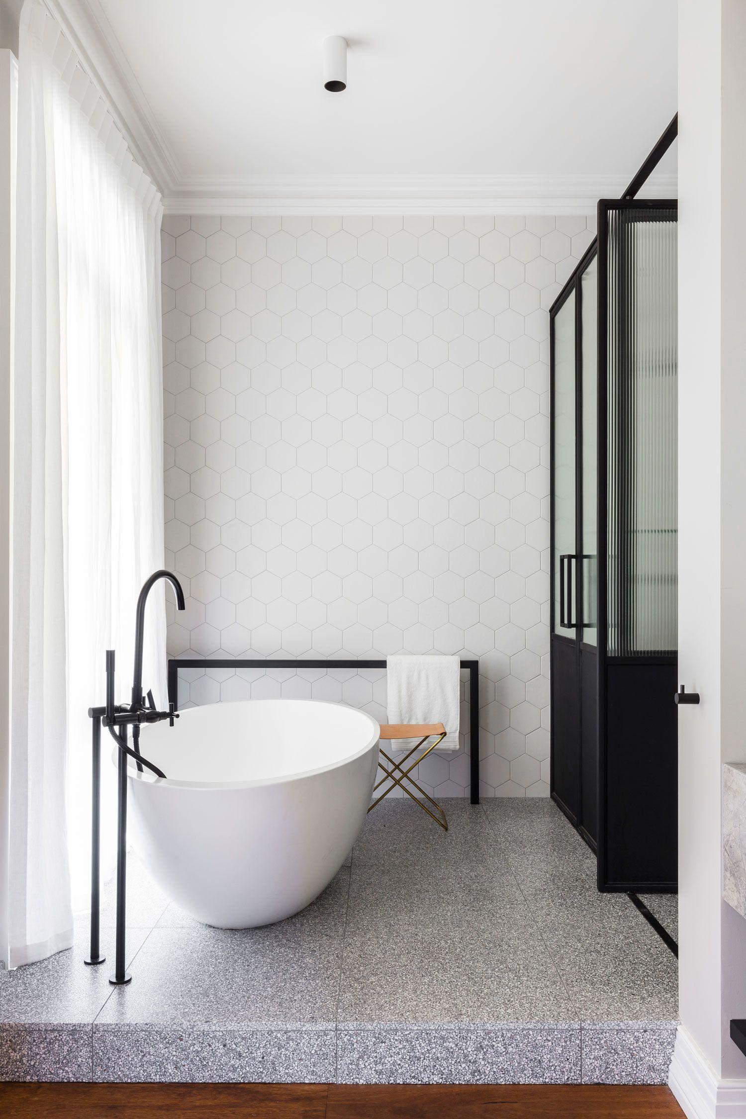 Is To Me | Interior inspiration | Monochrome bathroom | Interior ...