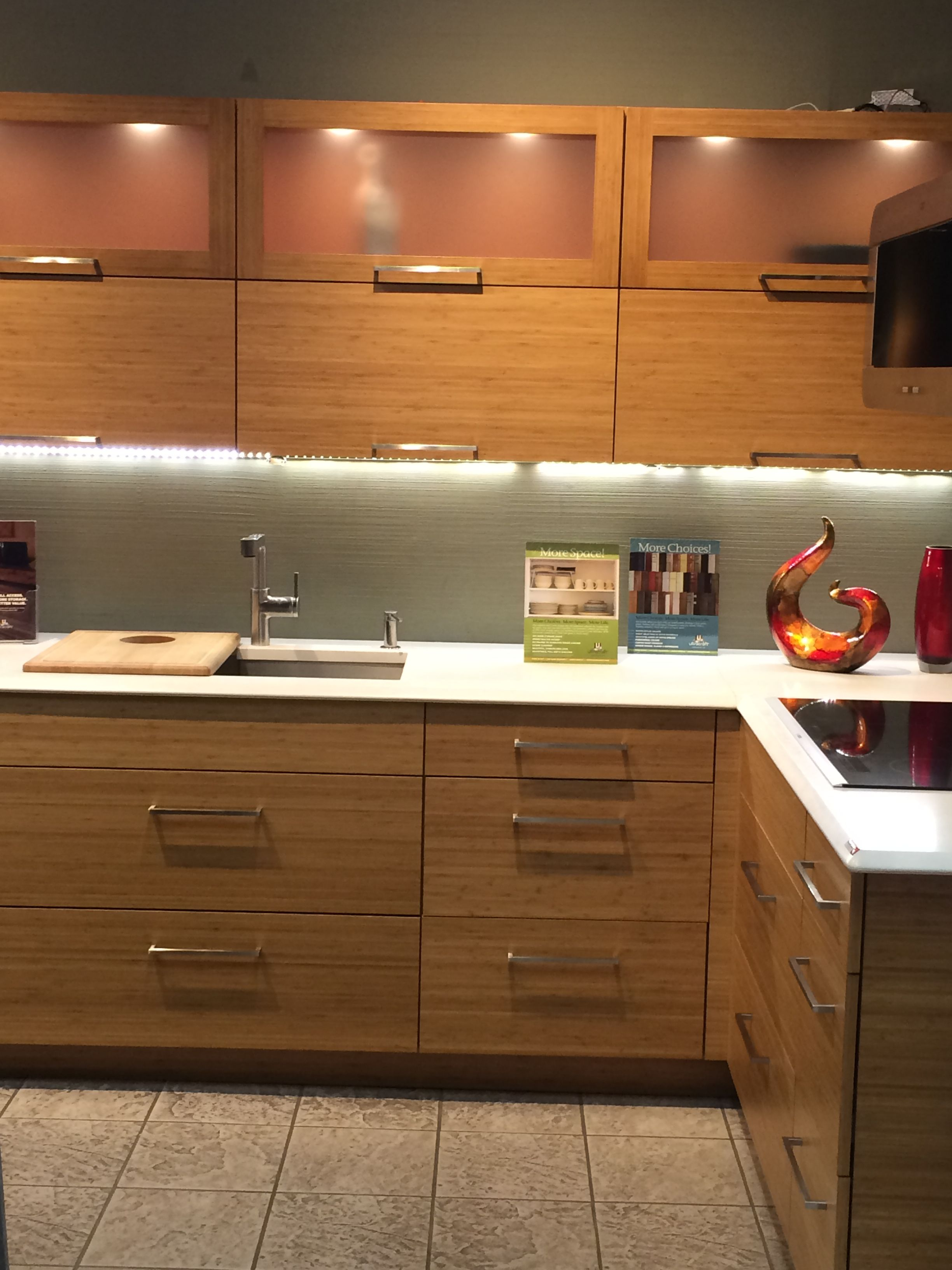 Bamboo Kitchen At Studio 41 Interior Decorating Kitchen Kitchen Cabinets