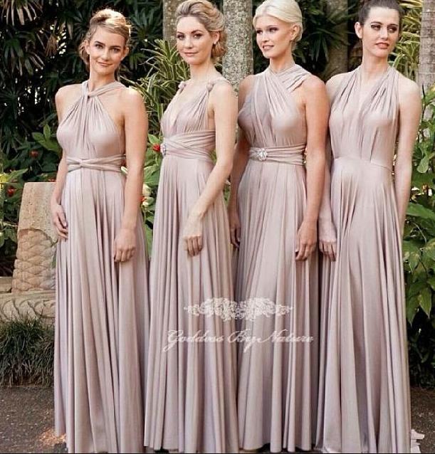 Multi Style Bridesmaid Dresses
