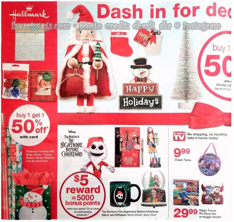 Walgreens Black Friday 2018 Ads Scan Deals And Sales See The Walgreens Black Friday Ad 2018 At 101blackfriday Black Friday Ads Hallmark Holidays Black Friday