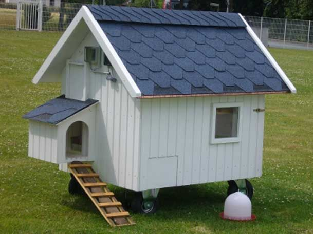 h hnerhausmobil h hnerstall garten h hnerhaus rollbar. Black Bedroom Furniture Sets. Home Design Ideas