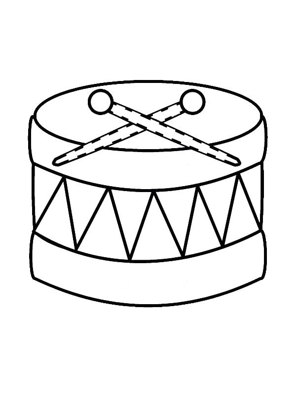 Coloring Page Musical Instruments Musical Instruments Music Coloring Kids Musical Instruments Musical Instruments Drawing