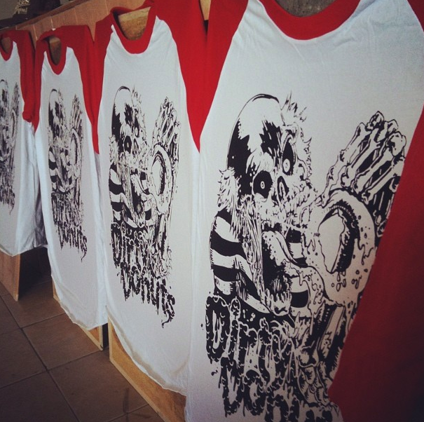 dirtydonuts: Preparing for Rantai Art Festival. Do what you lov...