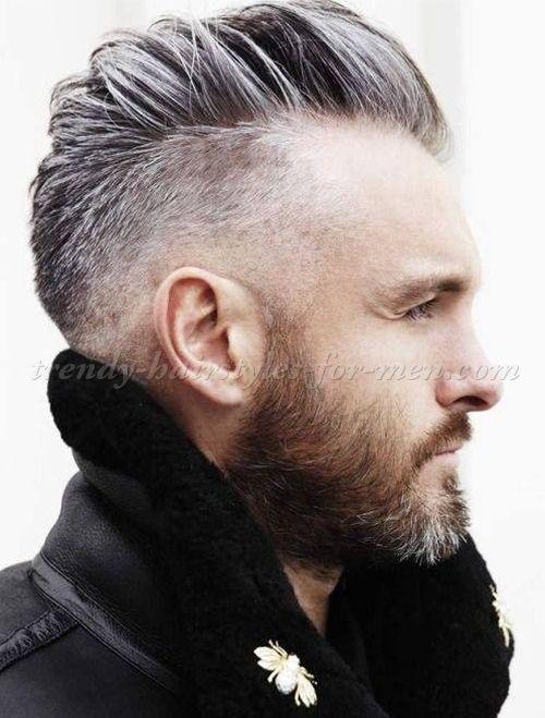 Fade Hairstyles High Fade Haircut Beard Hairstyle Trendy Mens Haircuts Mens Hairstyles