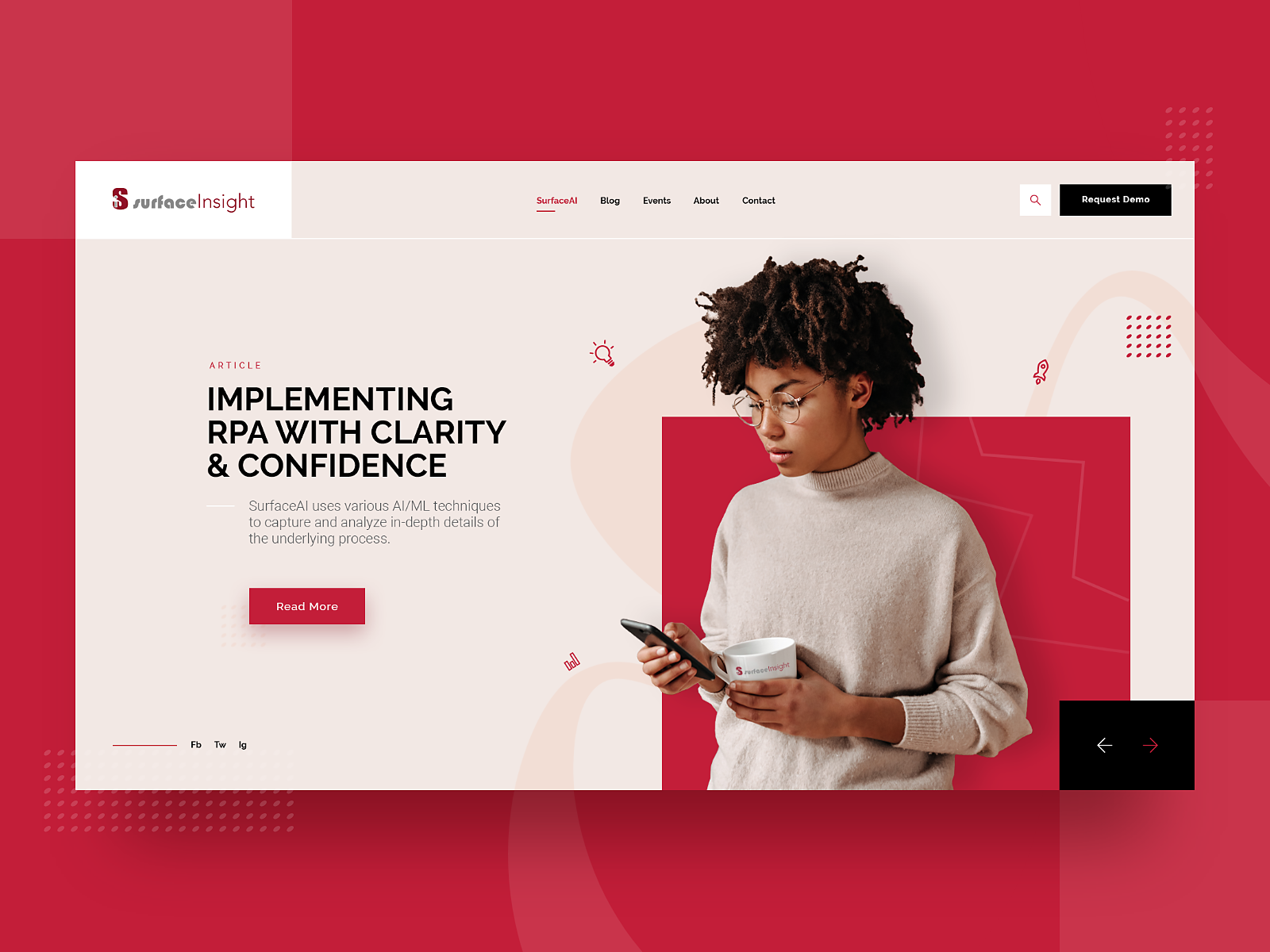 Consulting Company Web Design Mockup Company Consulting Design Mockup Web Web Design Mockup Web Design Trends Website Design Layout