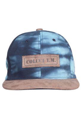 Boné Colcci Tie Dye Azul cf1164c3d7d