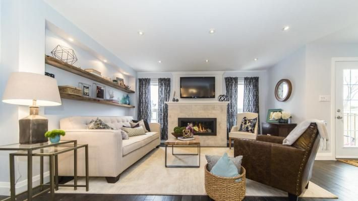 Property Brothers Com Imagens Decoracao Sala Sala De Lazer Property Brothers