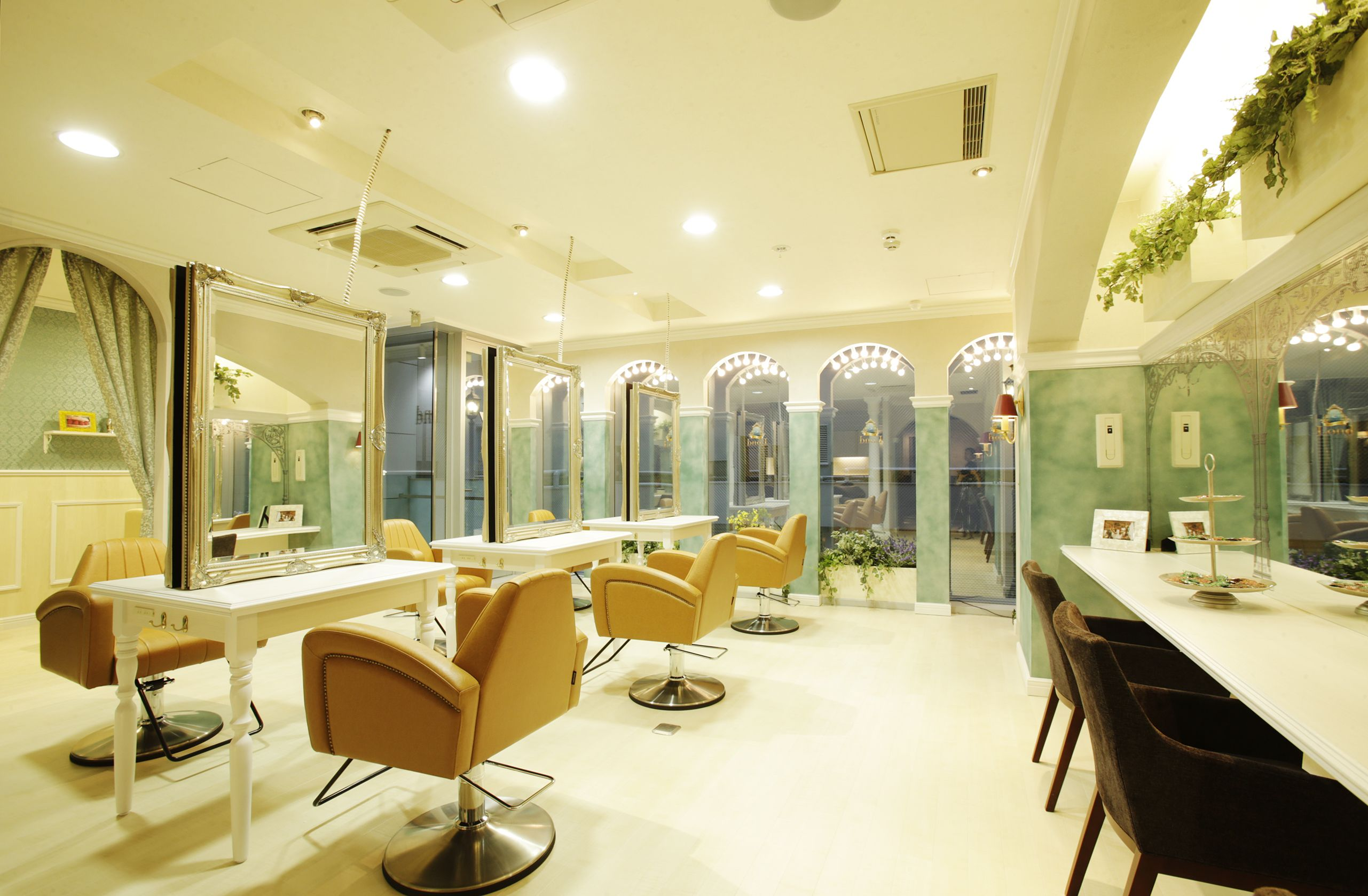 Beauty salon interior design ideas | + hair + space + decor + Japan ...