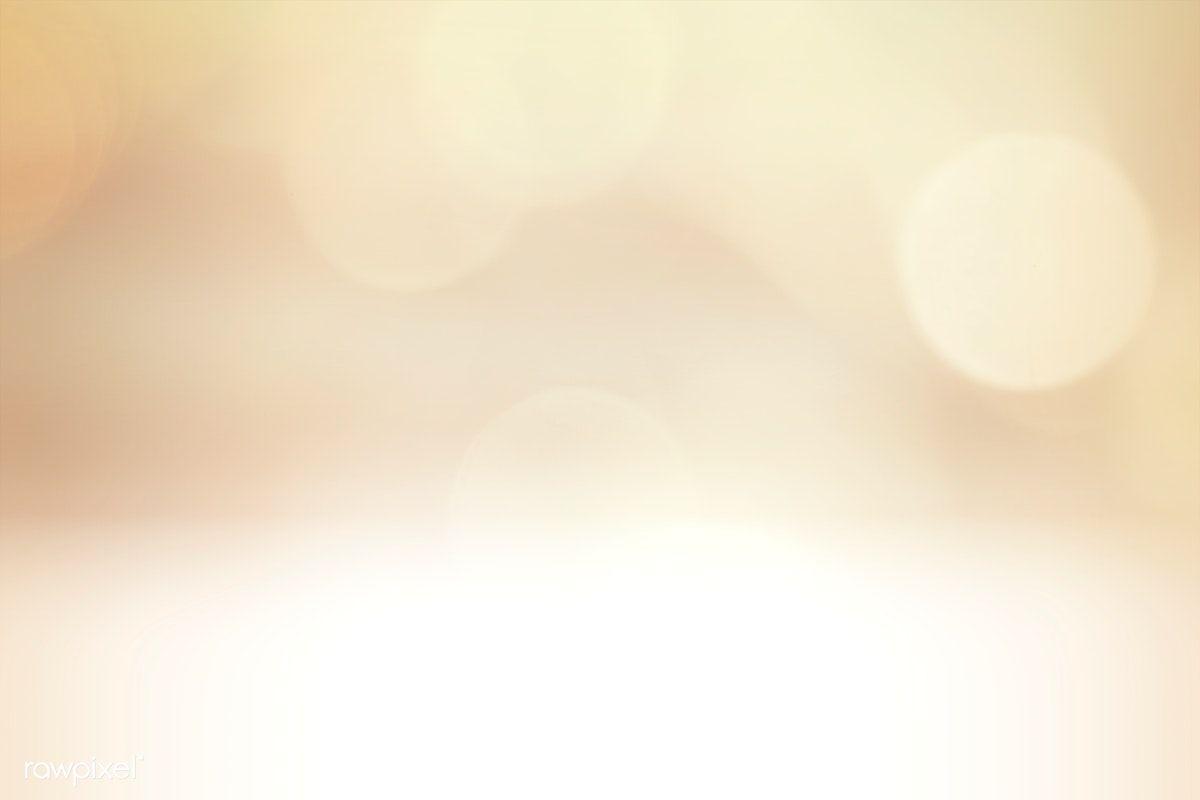 Download Premium Image Of Orange Bokeh Textured Plain Background 585895 Bokeh Texture Plains Background Bokeh