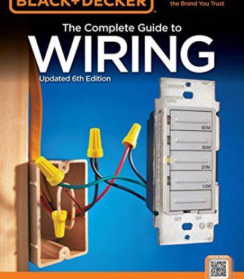 black decker the complete guide to wiring updated 6th edition pdf rh pinterest com wiring textbooks pdf electrical wiring books pdf free download in urdu
