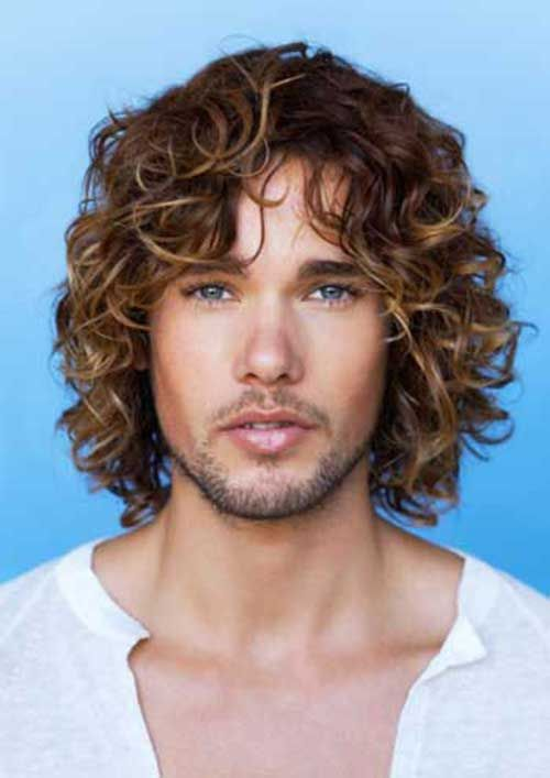 39 Best Curly Hairstyles Haircuts For Men 2020 Guide Long