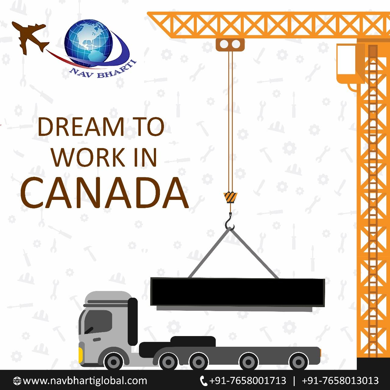 apply work permit in canada   u0026quot fees after visa u0026quot  base on cv selection if u are selected then u can