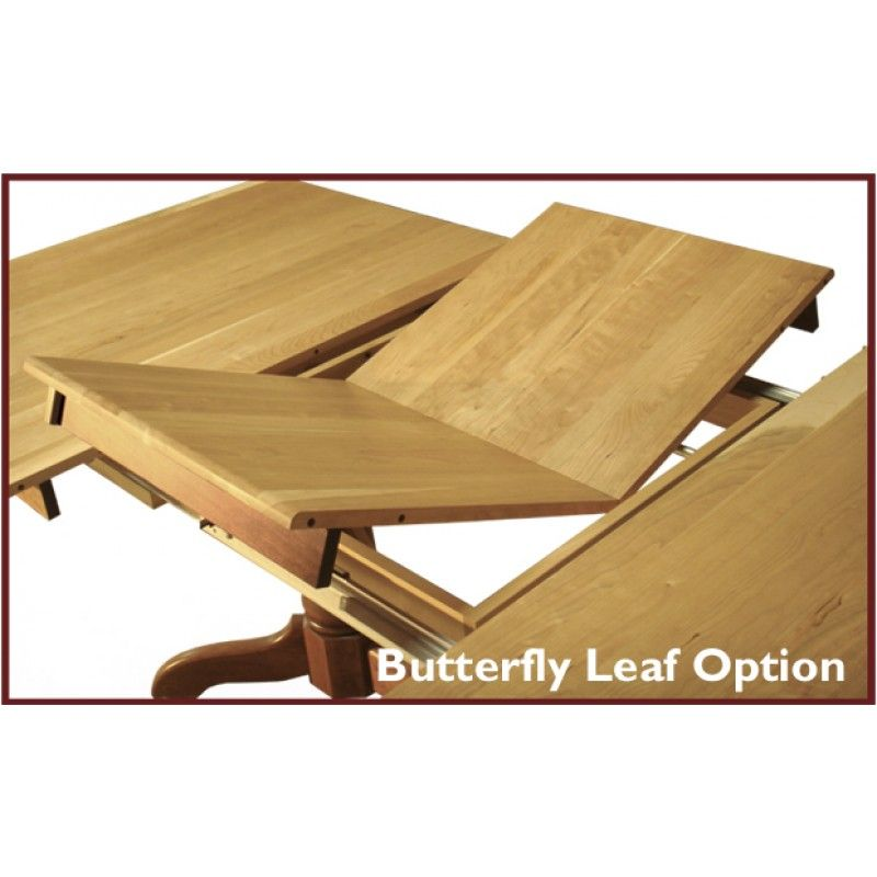 Butterfly Extension Table Hardware