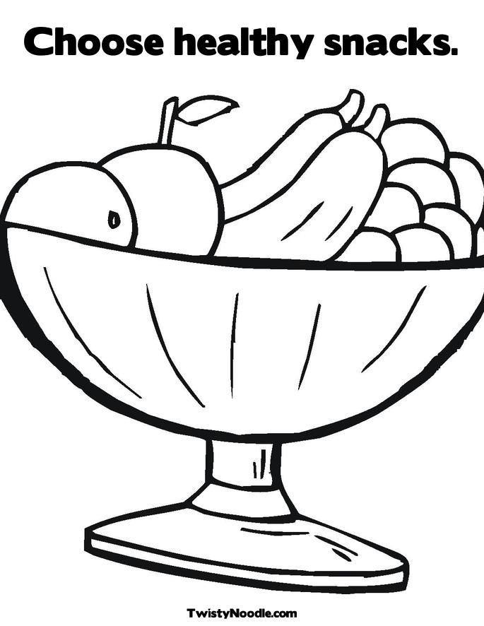 nutrition food coloring pages download and print for free - Nutrition Coloring Pages Kids
