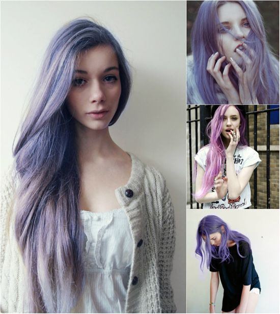 Super long hair in different colors with great length hair long sleek purple hair styles for girls with best cheap long straight hair extension clip on pmusecretfo Choice Image