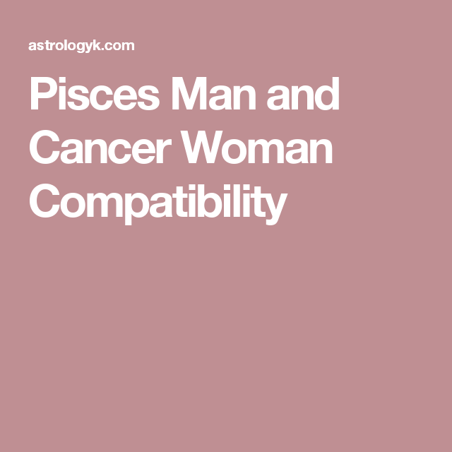 While you Cancer And Compatible Are How Pisces web based MBA