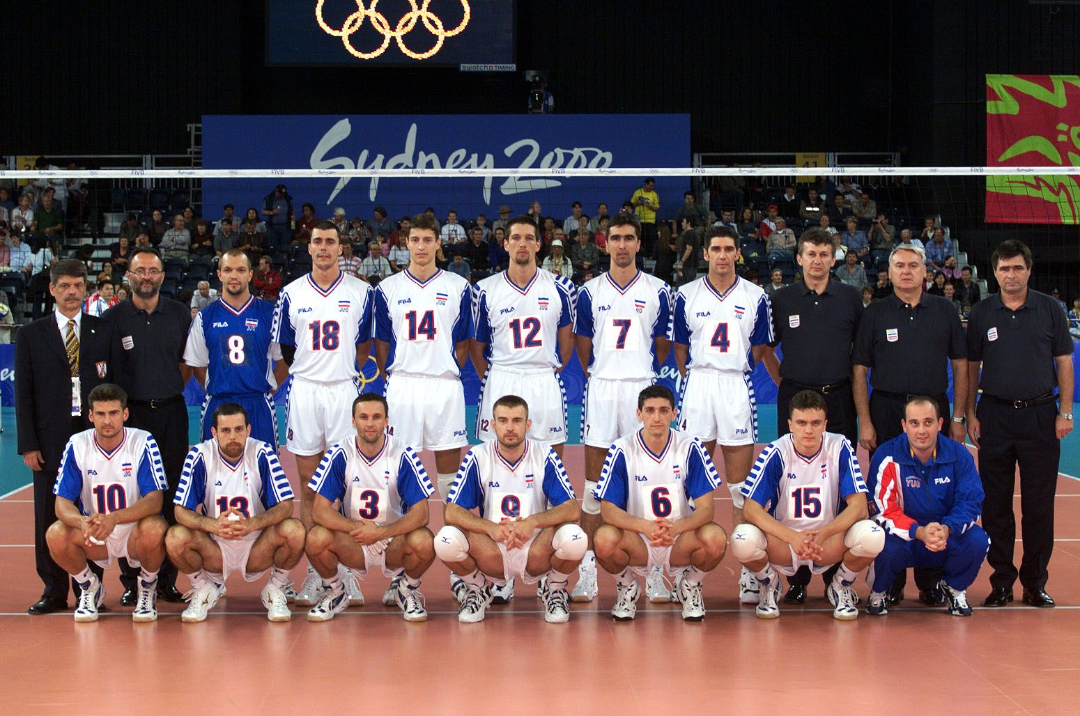 Reprezentacija Jugoslavije Na Olimpijskim Igrama U Sidneju 2000 Godine Senior Men Of Yugoslavia At The 2000 Olympics Olympic Games How To Memorize Things