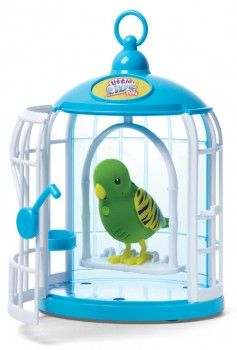 Little Live Pets Bird Cage Little Live Pets Pet Bird Cage Bird
