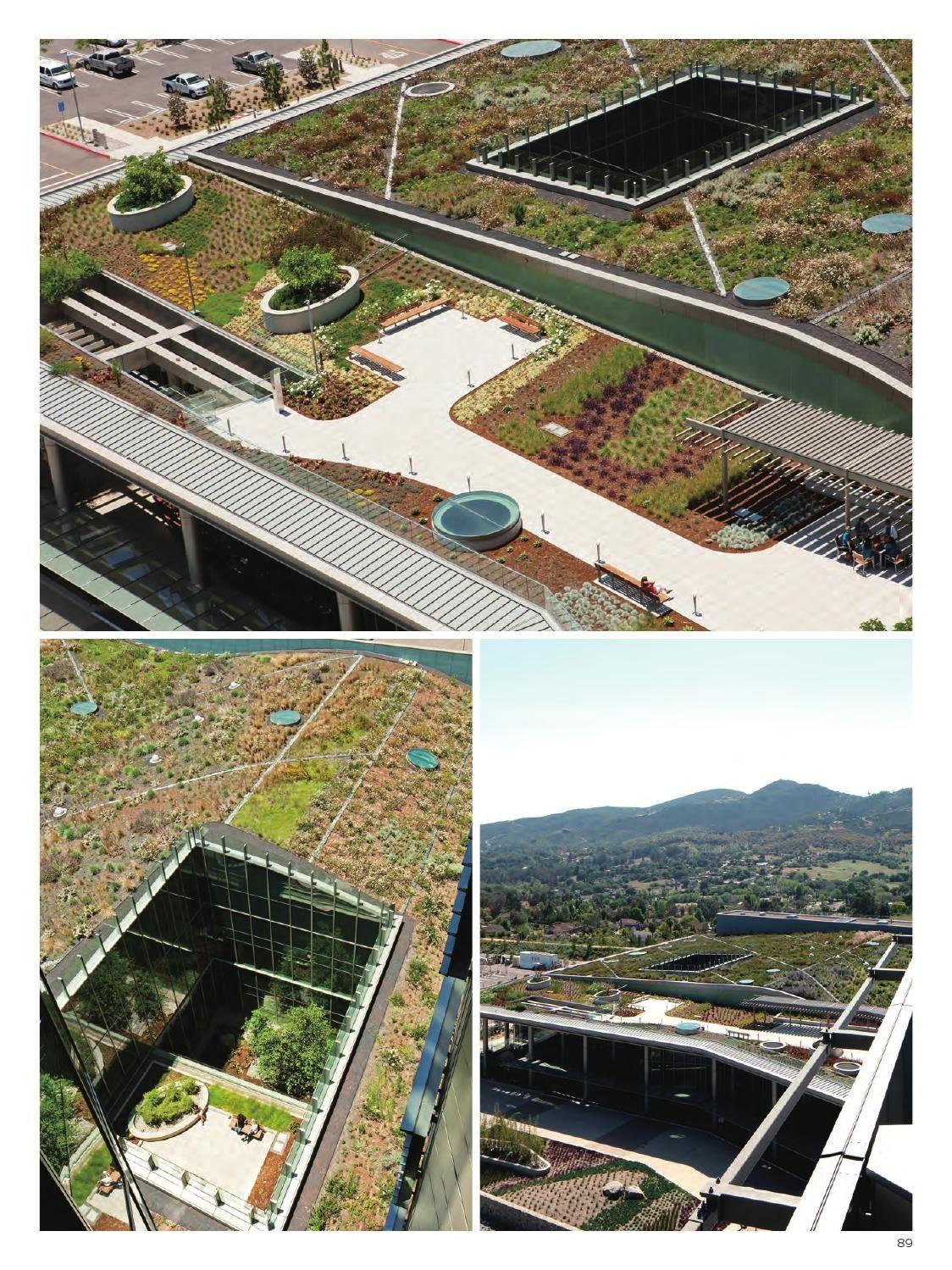 Roof Garden Landscape - World Landscape Case Studies #landsacpe #design # Garden Idea #architecture | Roof Garden, Garden Landscaping, Landscape