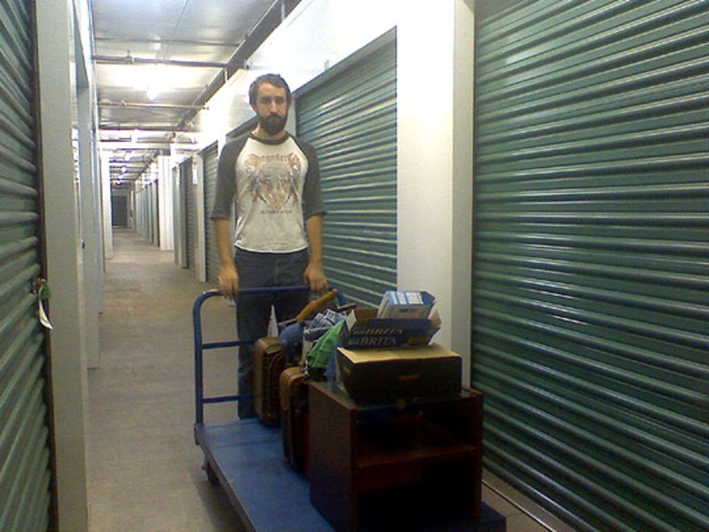 Check Out These 4 Tips Before You Rent A Storage Unit Storage Unit Organization Storage Unit Rental Storage Rental