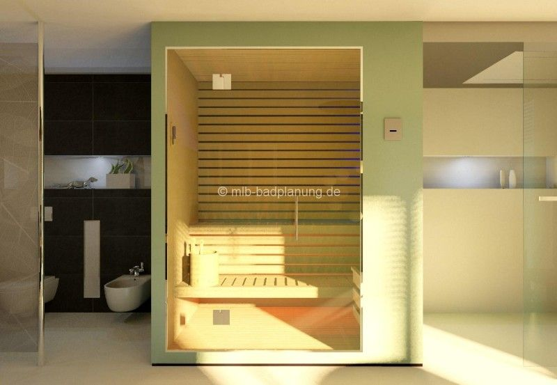 Badezimmer mit Sauna Sauna, bath, spa ideat Pinterest Saunas - sauna im badezimmer
