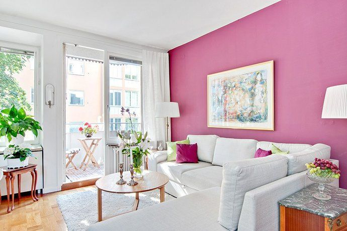 https://www.google.pl/search?q=rose living room | Pink,purple & red ...