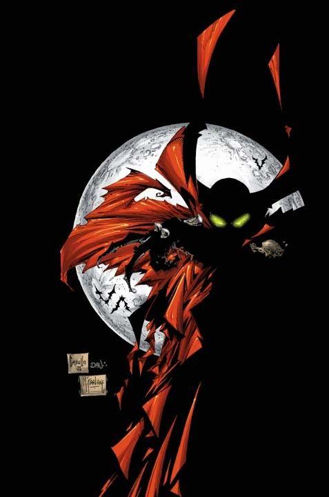 Spawn by greg capullo todd mcfarlane comics pinterest spawn spawn by greg capullo todd mcfarlane voltagebd Images