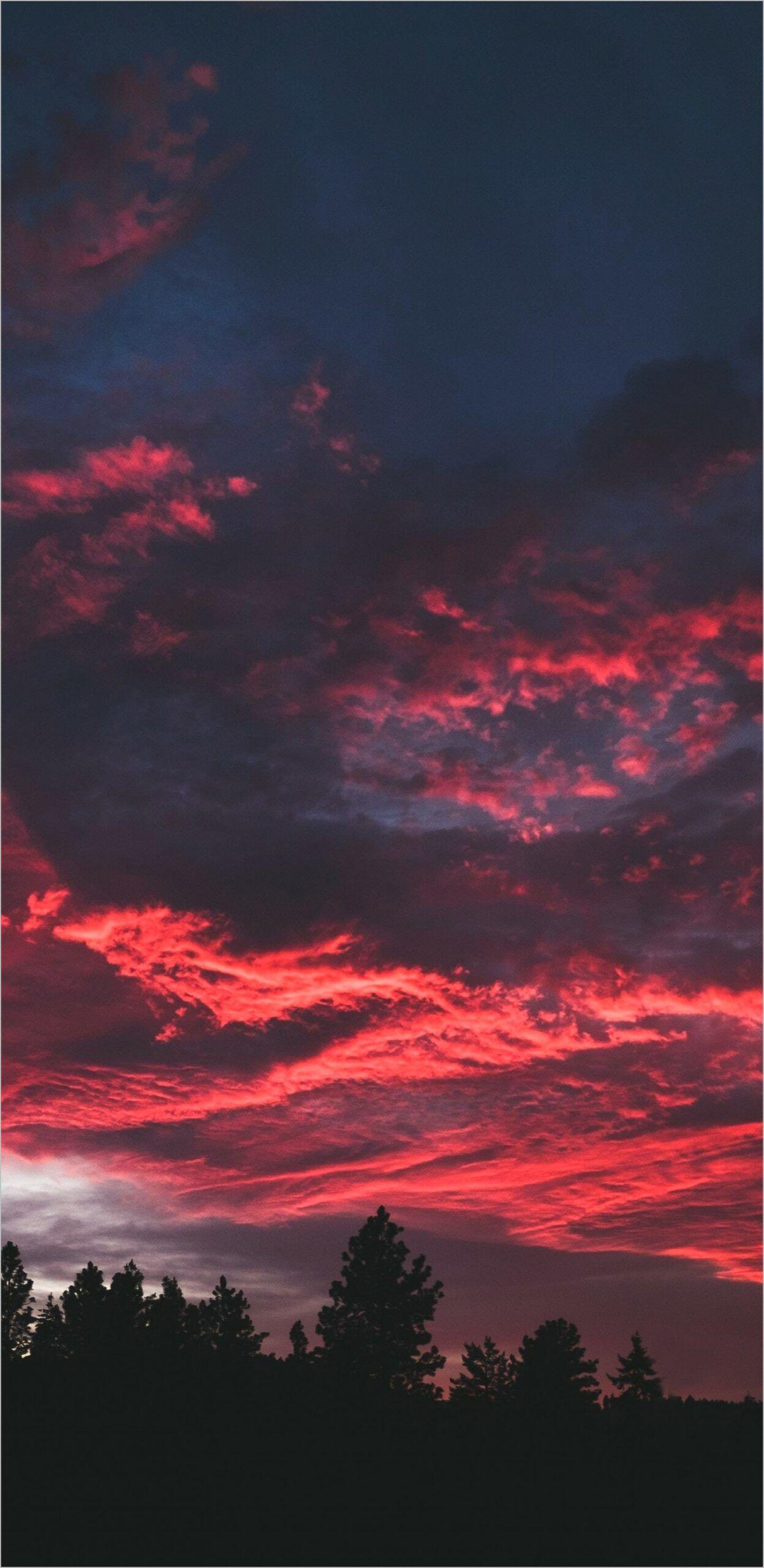 4k Wallpaper Samsung S8 Samsung Wallpaper Sunset Wallpaper Sky Aesthetic