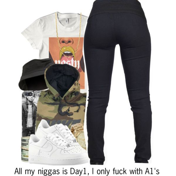 we still down ., created by marrie-dopee on Polyvore